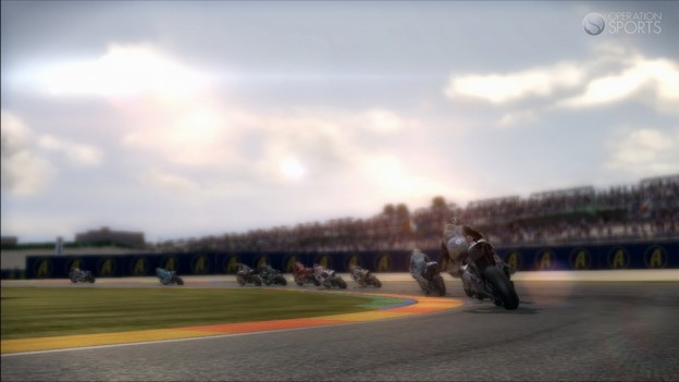 MotoGP 10/11 Screenshot #12 for Xbox 360