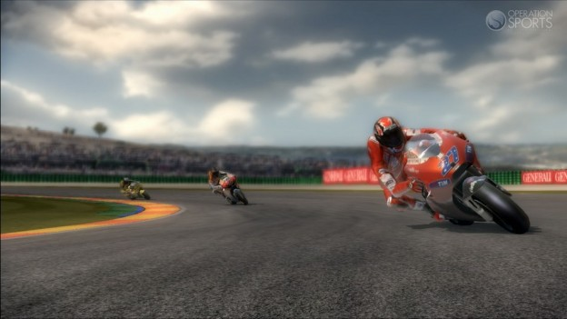 MotoGP 10/11 Screenshot #13 for Xbox 360