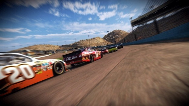 NASCAR The Game 2011 Screenshot #29 for Xbox 360