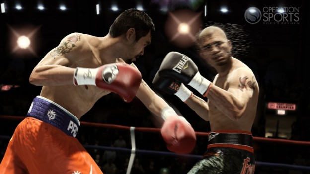 Fight Night Champion Screenshot #4 for PS3