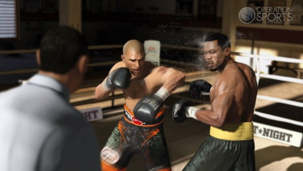 Fight Night Champion Screenshot #5 for PS3