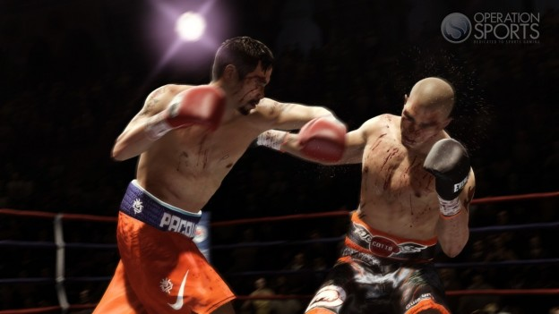 Fight Night Champion Screenshot #6 for PS3