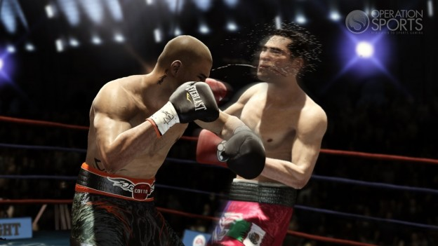 Fight Night Champion Screenshot #7 for PS3