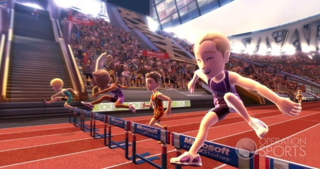 Kinect Sports Screenshot #1 for Xbox 360