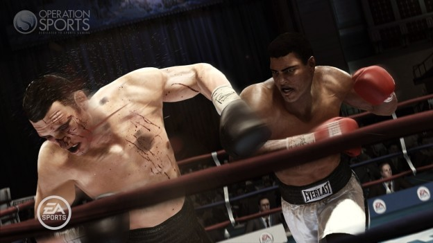 Fight Night Champion Screenshot #10 for PS3