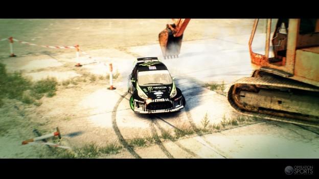 DiRT 3 Screenshot #6 for Xbox 360
