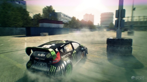 DiRT 3 Screenshot #7 for Xbox 360