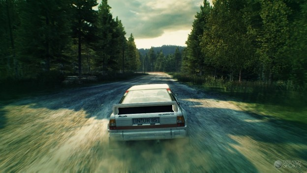 DiRT 3 Screenshot #8 for Xbox 360
