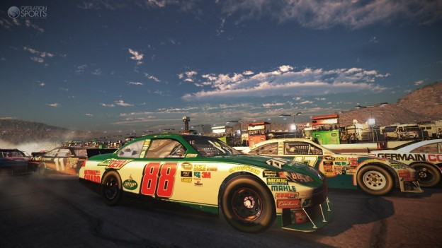 NASCAR The Game 2011 Screenshot #30 for Xbox 360