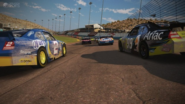 NASCAR The Game 2011 Screenshot #31 for Xbox 360