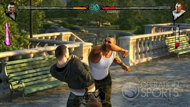 Fighters Uncaged Screenshot #2 for Xbox 360