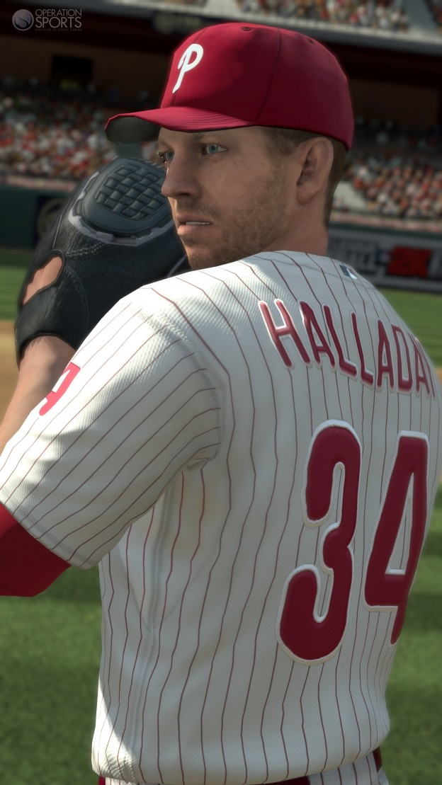 Major League Baseball 2K11 Screenshot #2 for PS3