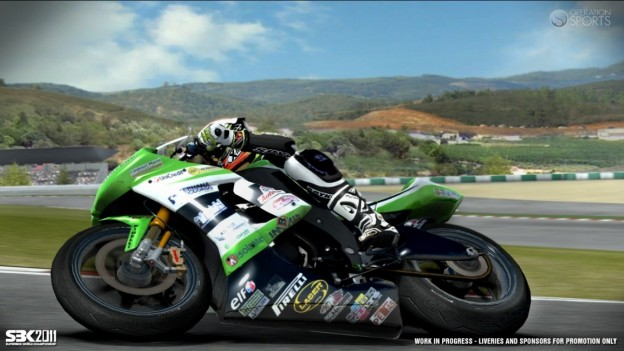 SBK 2011 Screenshot #1 for Xbox 360