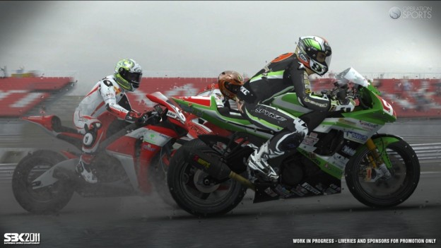 SBK 2011 Screenshot #4 for Xbox 360