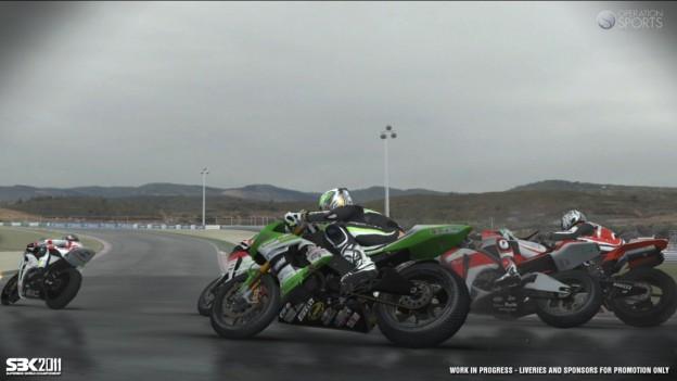 SBK 2011 Screenshot #5 for Xbox 360
