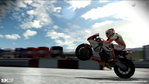 SBK 2011 Screenshot #2 for PS3