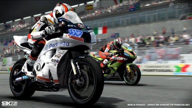 SBK 2011 Screenshot #7 for PS3