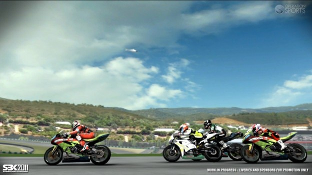 SBK 2011 Screenshot #8 for PS3