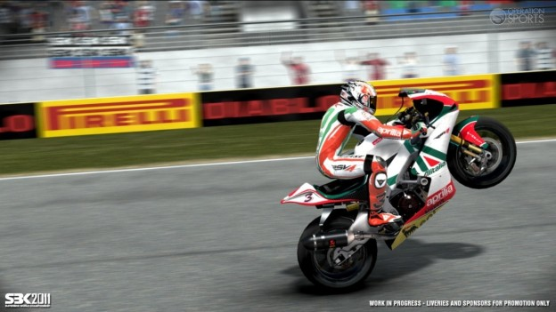 SBK 2011 Screenshot #9 for PS3