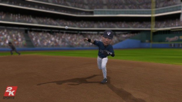 Major League Baseball 2K8 Screenshot #7 for PS3