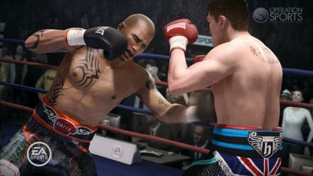 Fight Night Champion Screenshot #15 for PS3