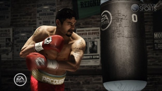 Fight Night Champion Screenshot #16 for PS3