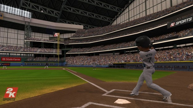 Major League Baseball 2K8 Screenshot #8 for PS3