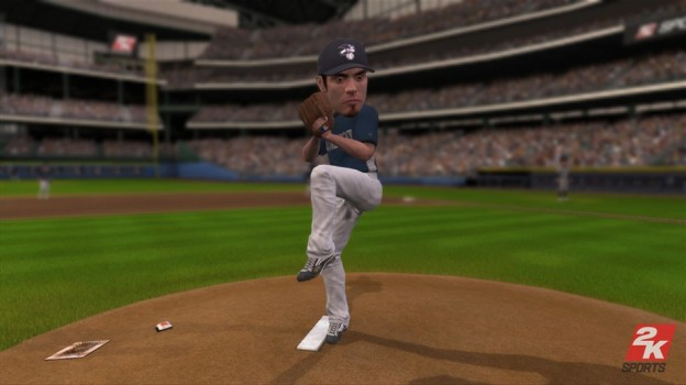 Major League Baseball 2K8 Screenshot #10 for PS3