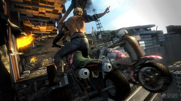 MotorStorm Apocalypse Screenshot #27 for PS3