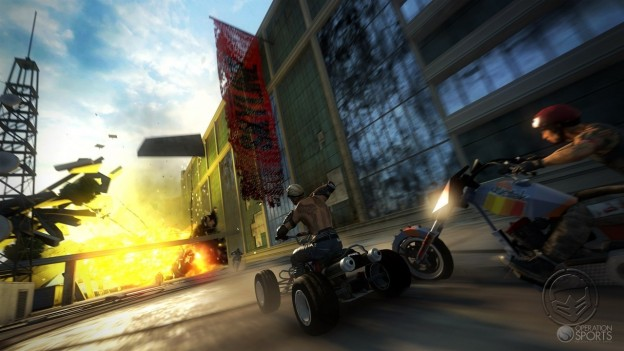 MotorStorm Apocalypse Screenshot #28 for PS3