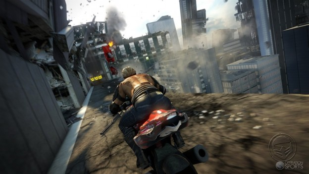 MotorStorm Apocalypse Screenshot #32 for PS3