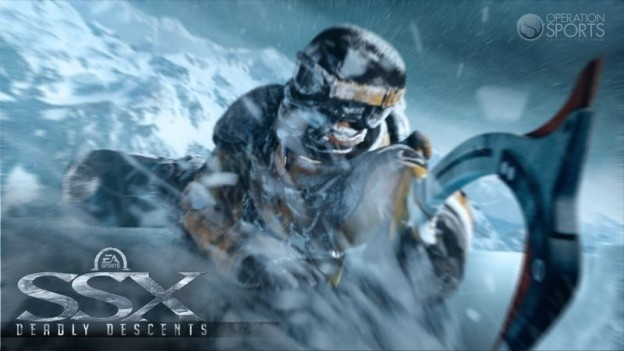SSX Screenshot #1 for Xbox 360