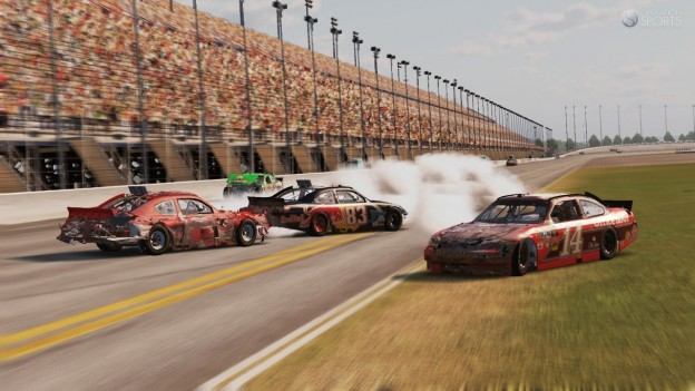 NASCAR The Game 2011 Screenshot #88 for Xbox 360