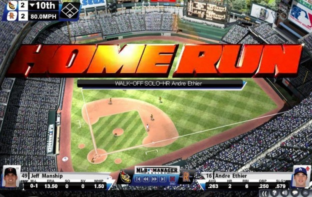 MLB Manager Online  Screenshot #1 for PC