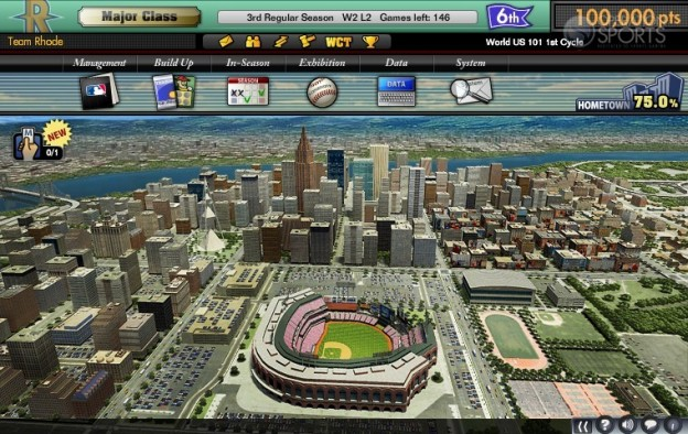 MLB Manager Online  Screenshot #2 for PC