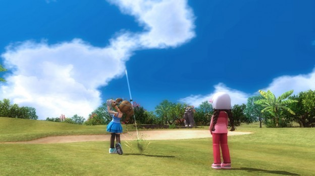 Hot Shots Golf: Out of Bounds Screenshot #6 for PS3