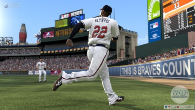 MLB 11 The Show Screenshot #9 for PS3