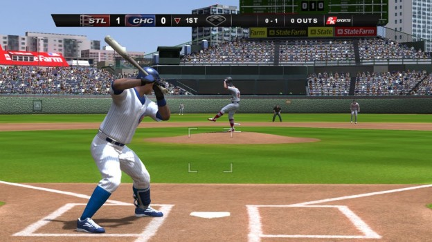 Major League Baseball 2K8 Screenshot #6 for Xbox 360
