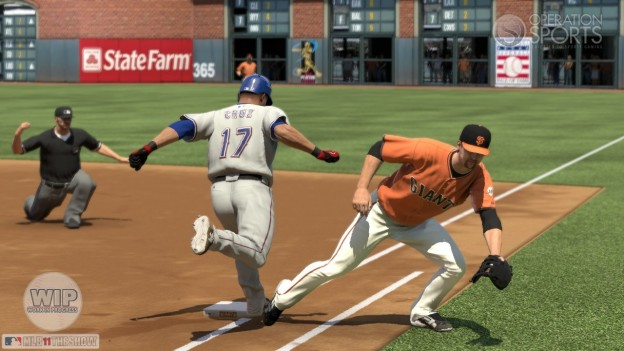 MLB 11 The Show Screenshot #22 for PS3
