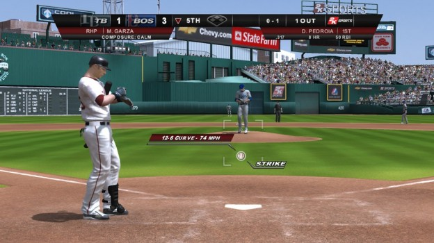 Major League Baseball 2K8 Screenshot #7 for Xbox 360