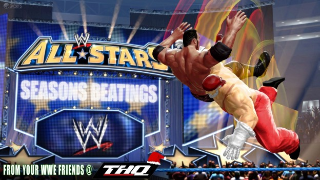 WWE All Stars Screenshot #6 for PS3