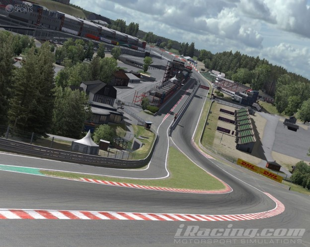iRacing Screenshot #1 for PC