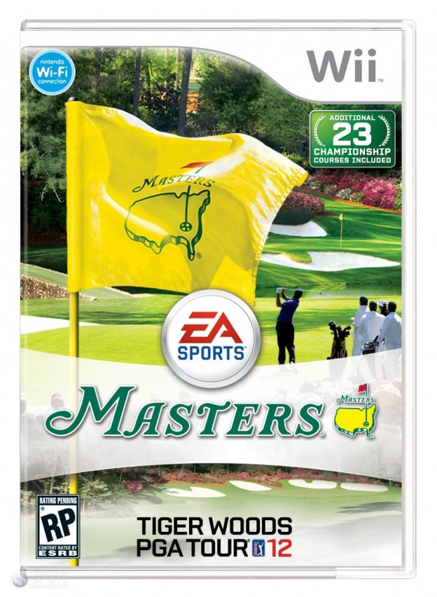 Tiger Woods PGA TOUR 12: The Masters Screenshot #3 for Wii