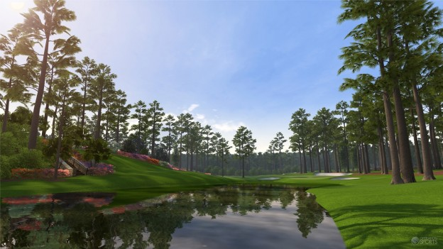 Tiger Woods PGA TOUR 12: The Masters Screenshot #7 for Xbox 360