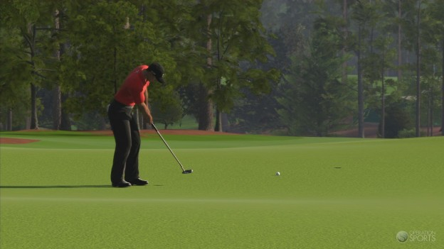 Tiger Woods PGA TOUR 12: The Masters Screenshot #8 for Xbox 360
