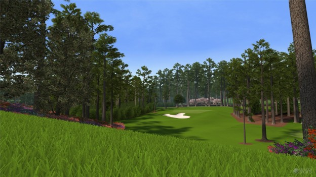 Tiger Woods PGA TOUR 12: The Masters Screenshot #1 for PS3