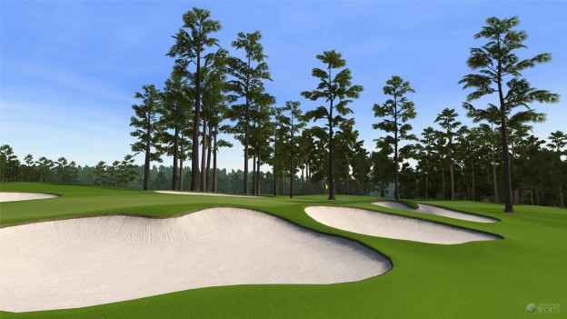 Tiger Woods PGA TOUR 12: The Masters Screenshot #2 for PS3