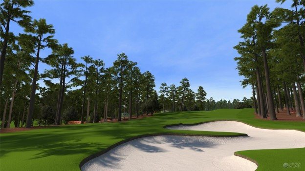 Tiger Woods PGA TOUR 12: The Masters Screenshot #3 for PS3