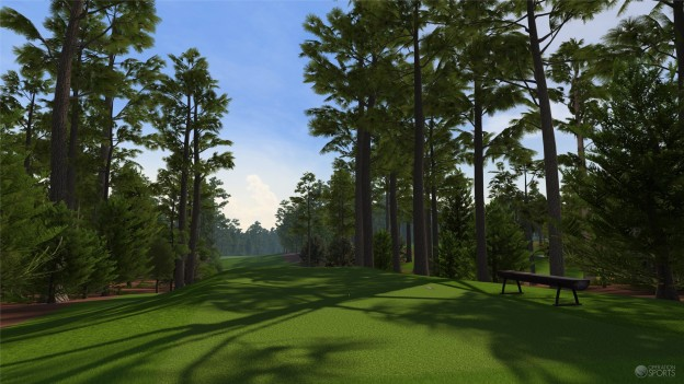 Tiger Woods PGA TOUR 12: The Masters Screenshot #4 for PS3
