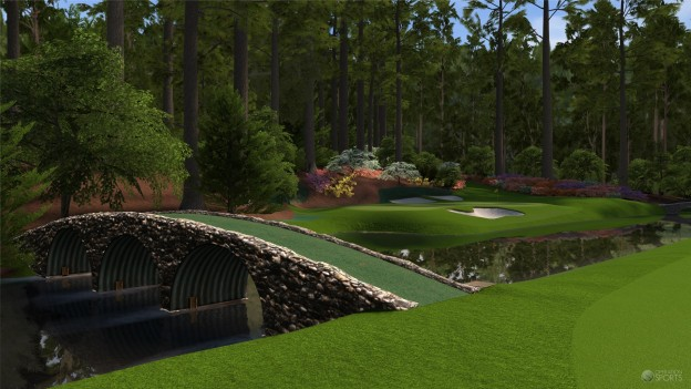 Tiger Woods PGA TOUR 12: The Masters Screenshot #5 for PS3